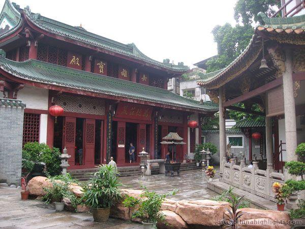 храм «Шести баньяновых деревьев»