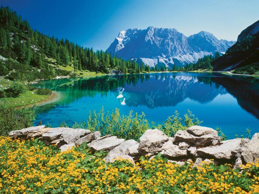 озера Тироля